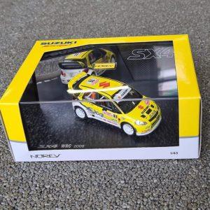 SX4 WRC 1:43